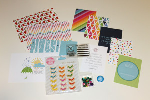September 2014 Kit - Take Ten Kits