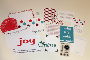 Christmas 2014 - Take Ten Kits