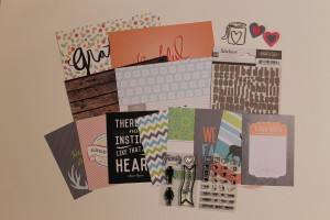 November 2014 Kit & Plan Today Stamp Take Ten Kits/Studio 29 Designs